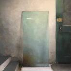 """Untitled #7 - Oil on Linen - 60"""" x 42"""" IN PROGRESS"""