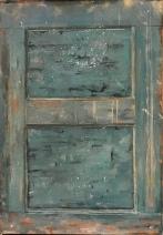 Country Door - Oil on Linen - $2300